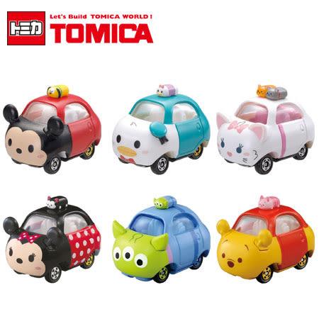 日貨 TOMICA TSUM TSUM系列 多美小汽車 疊疊樂 迪士尼 日本進口 米奇 米妮 維尼 三眼怪 唐老鴨