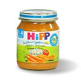 HiPP喜寶-天然玉米馬鈴薯火雞全餐125ml No.6253【TwinS伯澄】
