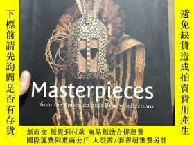二手書博民逛書店masterpiece罕見from the musee du q