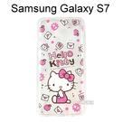 Hello Kitty 透明軟殼 [MAIL] Samsung G930FD Galaxy S7【三麗鷗正版授權】