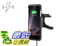 [106美國直購] XVIDA 車用無線充電組(iPhone 7)支架式 Charging Car Kit Vent Mount