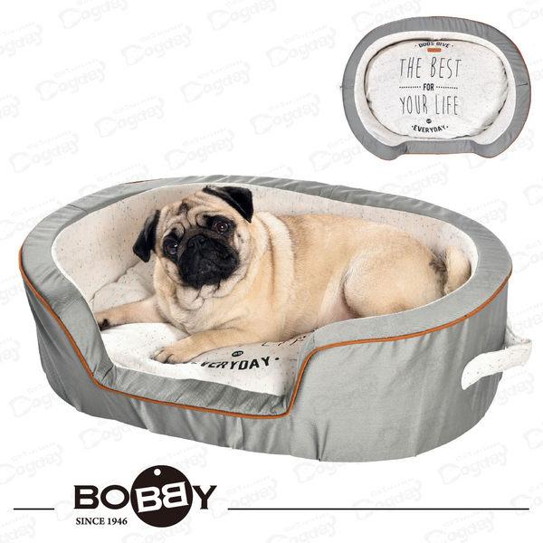 法國《BOBBY》美好人生睡窩 S  全床可拆洗 挺拔外框 小狗床 睡窩 貴賓/馬爾濟斯