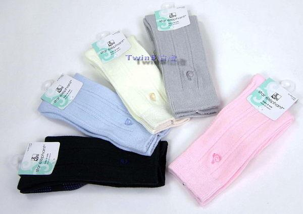 【TwinS伯澄】星象-RIB純棉質紋襪SE-9936(大)。台灣製造 ▲售完不補!!!
