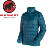 【MAMMUT 長毛象 女款 Whitehorn IS Jkt雙面羽絨外套《藍/藍》】21690/鴨絨/保暖/出國旅遊