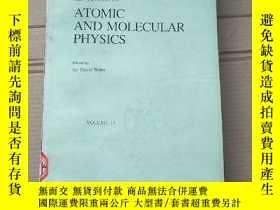 二手書博民逛書店advances罕見in atomic and molecular physics volume 19(P1783