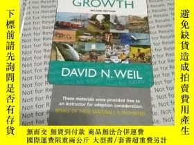 二手書博民逛書店SAMPLE罕見MATERIALS ECONOMIC GROWT