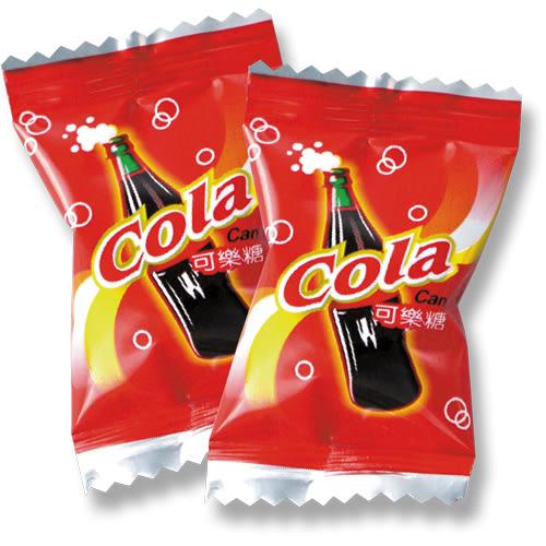 年貨大街 ‧散糖硬糖區‧ 可樂糖 600g(一斤)【合迷雅好物超級商城】