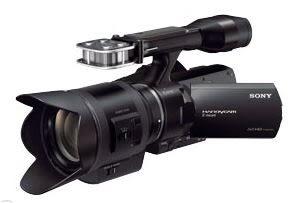 晶豪泰 SONY NEX-VG30H 可交換式鏡頭數位攝影機