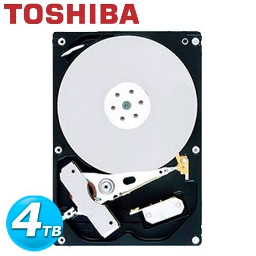 TOSHIBA 3.5吋 4TB SATA3 內接硬碟 MD04ACA400