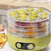 220V干果機家用食品烘干機水果蔬菜寵物肉類食物小型脫水風干機WD 晴天時尚館