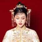 新款新娘結婚頭飾
