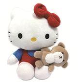HELLO KITTY 凱蒂貓 震動啟發娃娃-熊 4712771526592KT-52659