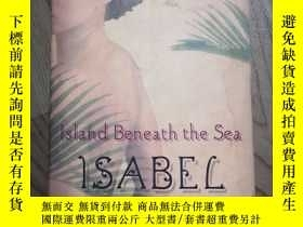 二手書博民逛書店Island罕見Beneath the seaY375159 ISABEL ALLENDE FSC