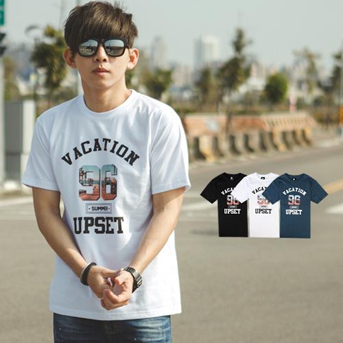 VACATION 96號圖騰短T【NB0480J】