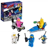 LEGO 樂高 MOVIE 2 Benny s Space Squad 70841 Building Kit, Kids Playset with Space Toys and Astronaut Figures (68 Pieces)