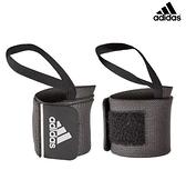 Adidas彈力纏繞式訓練護腕