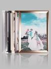 申佳鋁合金相框16寸20寸24寸36寸掛墻婚紗寫真相片海報1000拼圖框