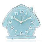 愛迪生 超靜音房子立體數字鬧鐘