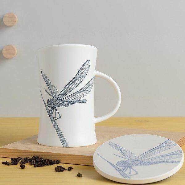 生命系列 – 點水 Gliding陶瓷杯