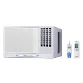 (含標準安裝)台灣三洋SANLUX變頻窗型冷氣6坪SA-R41VE1右吹