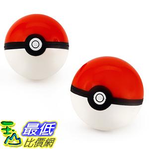 [美國直購] 神奇寶貝 精靈寶可夢周邊 Pokemon Bounce Balls (4) B00AZE1J2E