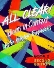 二手書博民逛書店《All Clear!: Idioms in Context》