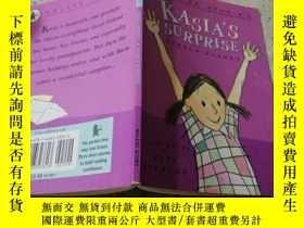 二手書博民逛書店kasia s罕見surprise卡西亞的驚喜Y200392