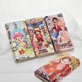 手拿包-新款卡通動漫海賊王錢包男長款路飛學生女PU潮輕便手拿包錢夾錢包 多麗絲旗艦店