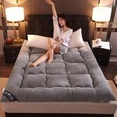 保暖羊羔絨床墊家用床褥子雙人1.5米單人學生宿舍榻榻米墊子加厚