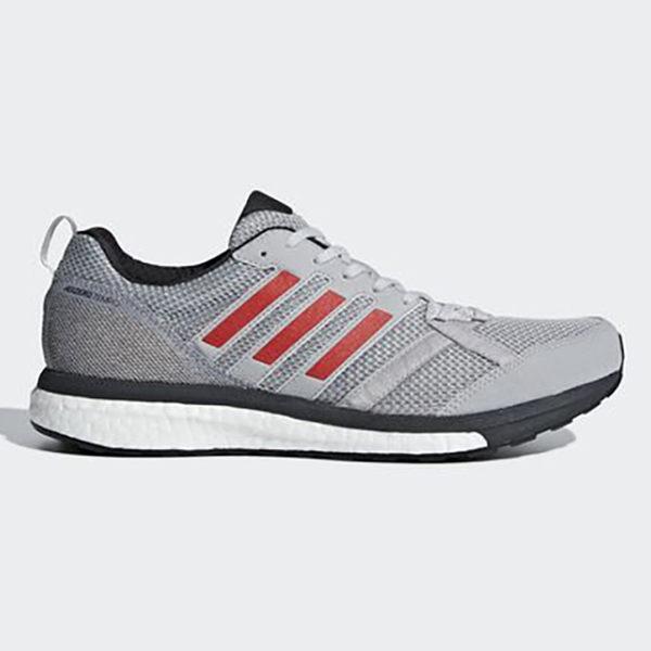 Adidas Adizero Boston 7 男鞋 慢跑 BOOST 波士頓 馬牌大底 灰 【運動世界】 BB6651