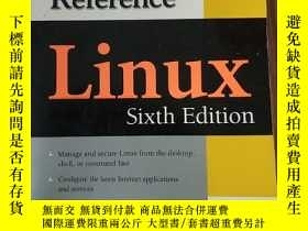 二手書博民逛書店Linux:罕見The Complete Reference, Sixth EditionY427935 Pe