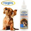 【培菓平價寵物網】美國康蒂娜《耳朵清潔液》用量省,效能佳! 118ml/罐