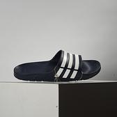 Adidas Duramo Slide 男女款 藍色 拖鞋 一體成形 G15892