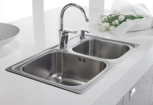 【麗室衛浴】美國第一品牌 KOHLER CANDIDE®  廚房龍頭 K-668T-B-CP(鉻)