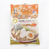 日本中喜NAKAKI蒟蒻纖食拉麵 醬油