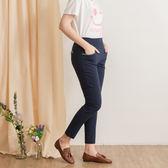 【衣大樂事】MIT口袋配格薄布長褲