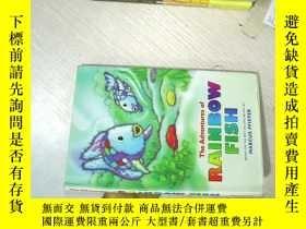 二手書博民逛書店The罕見Adventures of RAINBOW FISH