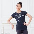 *╮寶琦華Bourdance╭*專業瑜珈韻律芭蕾☆長版 T-Shirt【BDW17B16】