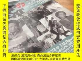 二手書博民逛書店POP罕見BEAT 1997.7 創刊一週年號,河村隆一 GLA