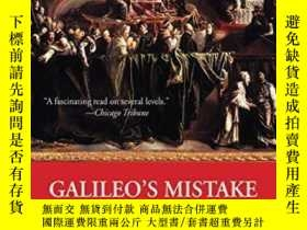 二手書博民逛書店Galileo s罕見MistakeY410016 Wade Rowland Arcade (May 1, 2