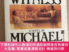 二手書博民逛書店TIME S罕見WITNESS 英文原版 書口三面刷黃Y85718 MICHAEL MALONE POCKET