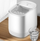220v電壓制冰機全自動酒吧商用 家用小型奶茶店15Kg臺式手動圓冰塊製作機 【母親節禮物】
