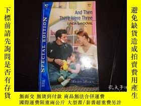二手書博民逛書店And罕見Then There Were Three,LyNDA