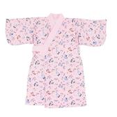 【愛的世界】純棉粉紅溜冰鞋鋪棉日式和服-台灣製- ★幼服推薦