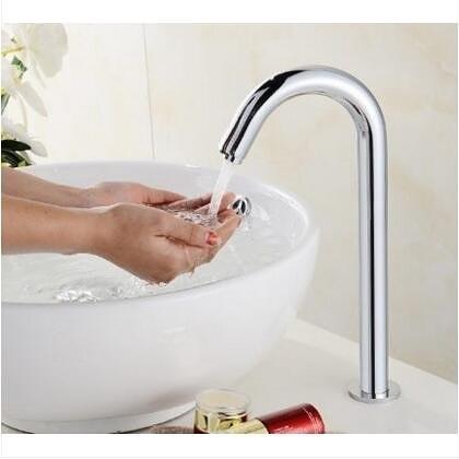 感應洗手器迅牧衛浴感應面盆水龍頭全自動感應龍頭