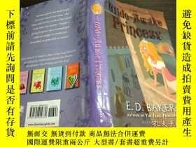 二手書博民逛書店英法德意等原版外文罕見The Wide-Awake Princess【by E.D. Baker,英文原版】201