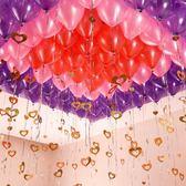 生日婚禮布置氣球裝飾加厚告白氣球套餐