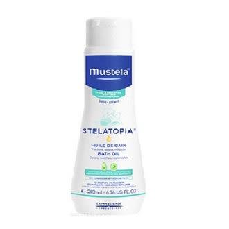 Mustela 舒恬良-乳化沐浴油(200ml)(乾燥/乾癢膚質)