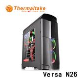 Thermaltake 曜越 Versa N26 ATX (1大4小) 中直立式開窗機殼