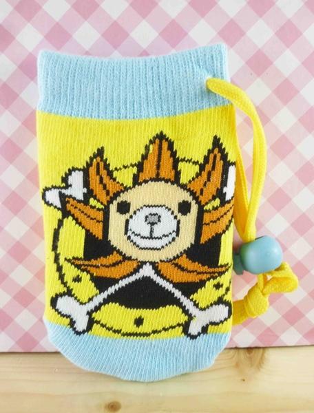 【震撼精品百貨】One Piece_海賊王~海賊王置物袋-海盜船(黃)
